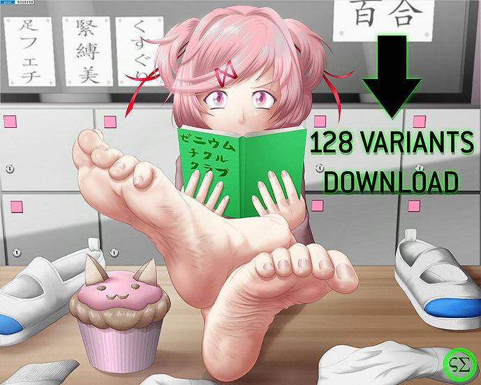 +Feet+ Natsuki
