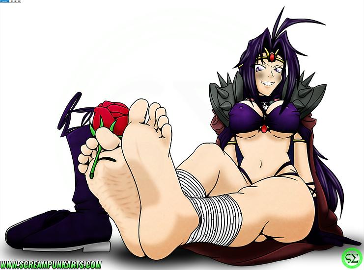 +Feet+ Naga the Serpent