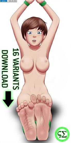 +Bondage / Feet+ Client's OC +2+