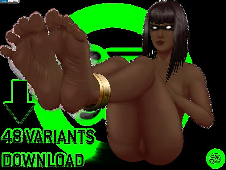 +Feet+ Tanya