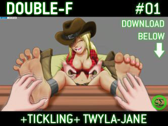 +Double-F / Tickling+ Twyla-Jane +01+