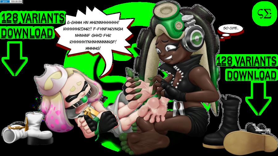 +Tickling+ Pearl VS Marina