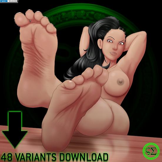 +Feet+ Laura Matsuda