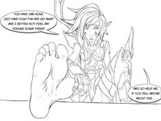 +Feet+ Thorn