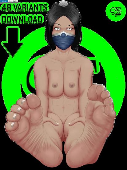 +Feet+ Kitana