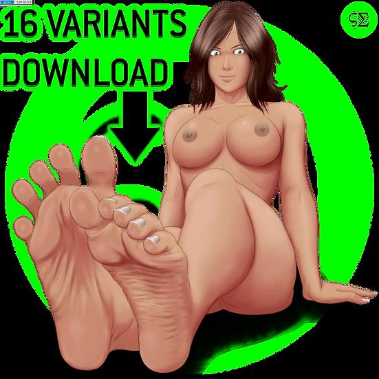 +Feet+ Katarina Alves