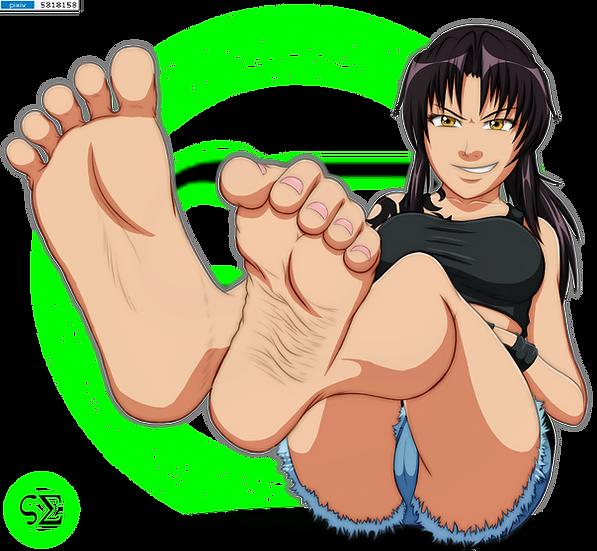 +Feet+ Revy +2+