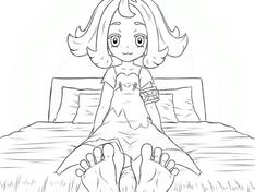 +Feet / Tickling+ Acerola