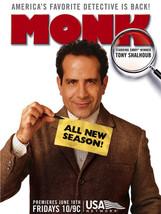 Monk (2008)