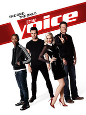 The Voice (2012, '13, '14, '17)