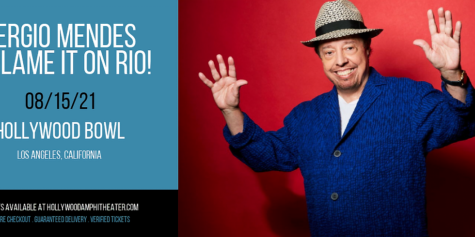 with Sergio Mendes