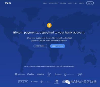 通过BitPay,比特币被期货交易经纪公司接受