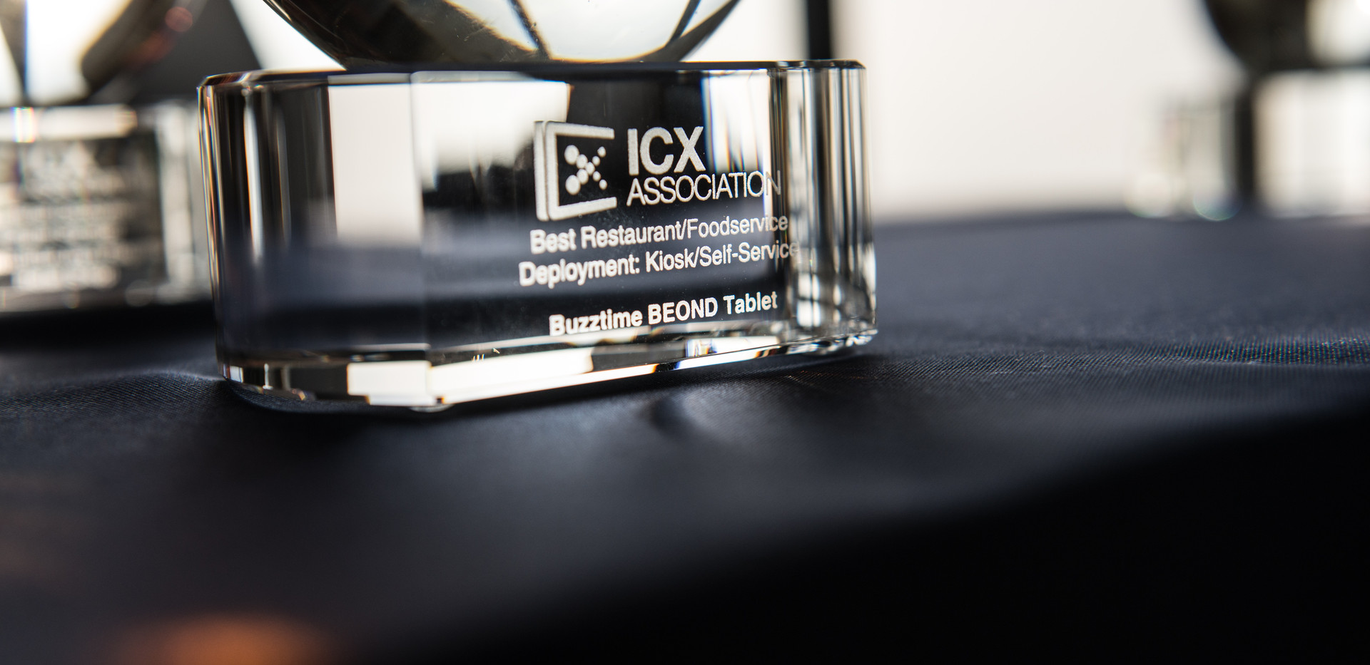 Best New Product Award (ICX)