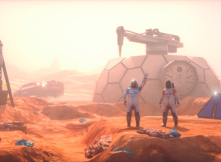 SPREE Interactive announces Mission to Mars VR experience
