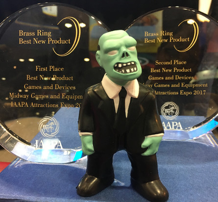 Best New Product Awards IAAPA 2017