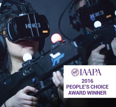 IAAPA People's Choice Award 2016