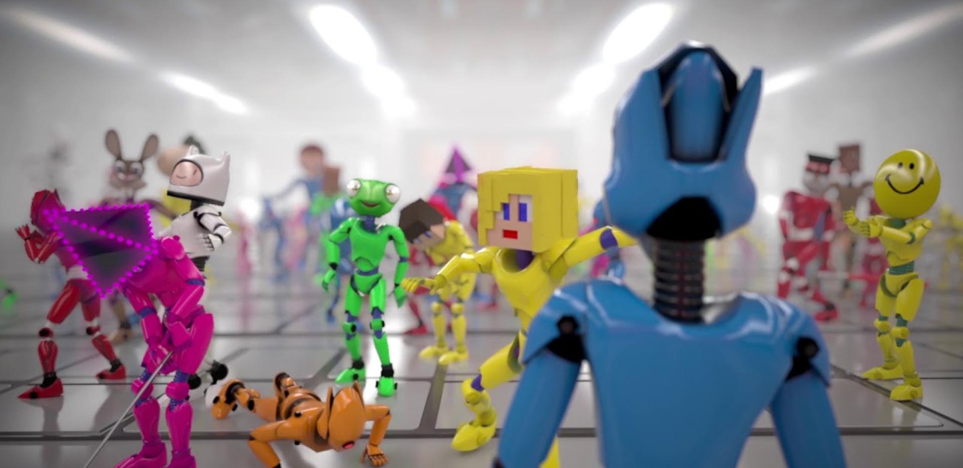 Holodeck VR Promo Video