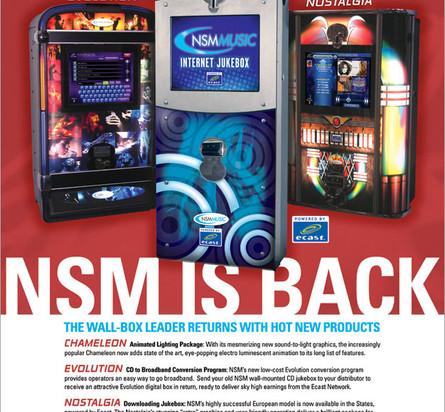 Ecast & NSM Sales Materials