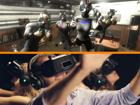 Lawless Marketing Launches VR Escape Room Brand - Entermission