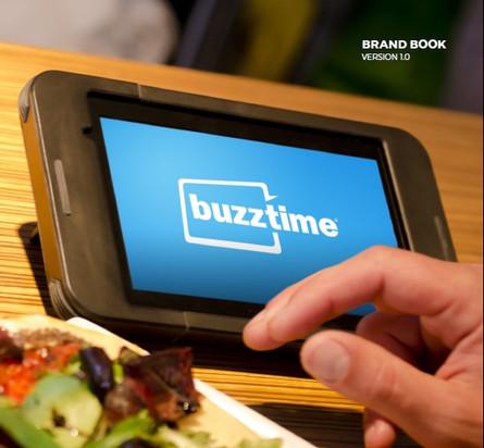 Buzztime Brand Book