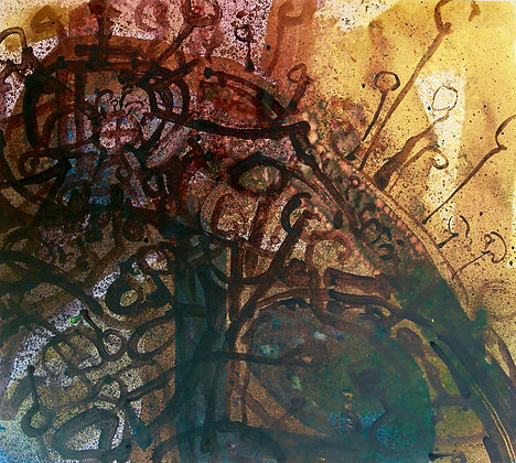 Untitled II by RAMSEY ORR, Australian Abstract art, Art Forum, Art for homes and offices