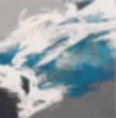 Yeo Shih Yun, White Tiger, 2017, silkscr