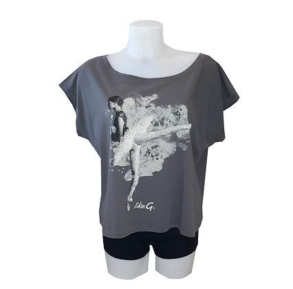 Tee-shirt gris - LIKE G