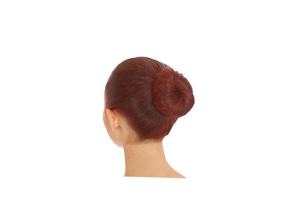Filet à chignon de danse - auburn cheveux roux