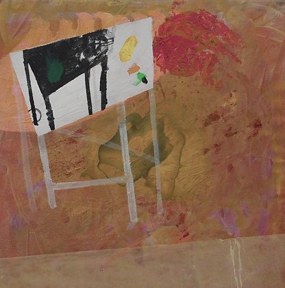 Table by MILENKO PRVACKI, Art Forum, Art for homes and offices, Singapore abstract art