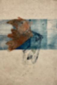 Jo Darvall, Winged Reaim, 2018, momotype