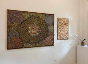 Aboriginal Art and Traditional Batik