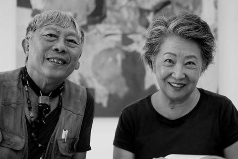Goh Beng Kwan and Marjorie