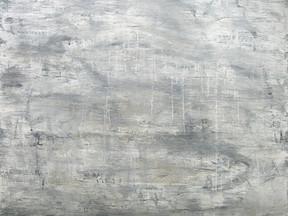 Stories Behind Large Paintings in Stockroom