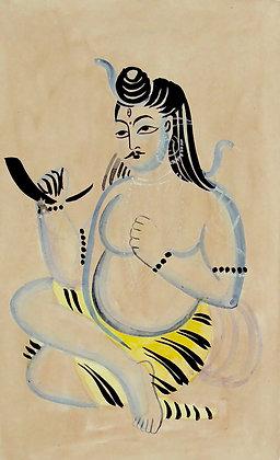 India-Folk Art, Kalight style