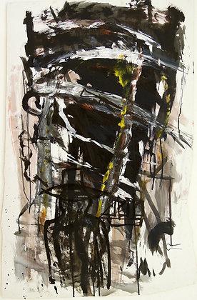 Fiction by MARK ELLIOT-RANKEN, Australian abstract art, Art Forum, Art for homes and offices