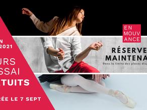 Ecole de danse En Mouvance à Montpellier