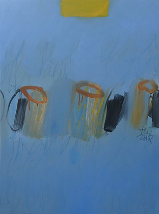 Focus by TRAN VAN THAO, Art Forum, Art for homes and offices, Vietnamese abstract art