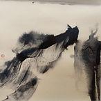 Oh Chai Hoo, The Phoenix, 2021, ink on m