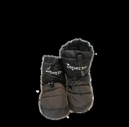 Boots de chauffe - Repetto - couleur noir