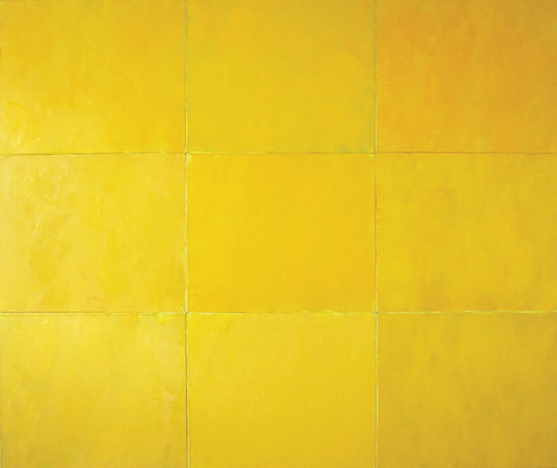Variations-Yellow Light Abelia Suite 3 by JEREMY SHARMA, Art Forum, Art for homes and offices, Singapore abstract art
