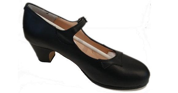 Chaussure de Flamenco - vue de profil
