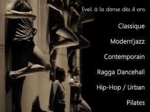 Cours de danse Clapiers, l'Atelier Danses