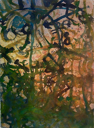 Untitled I by RAMSEY ORR, Australian Abstract art, Art Forum, Art for homes and offices