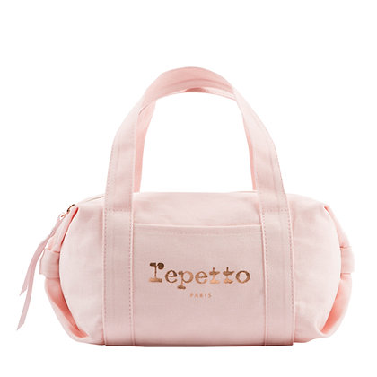 Sac polochon rose - REPETTO