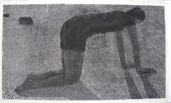 Awakening by ENDO MIKA, Japanese print, Japanese abstract art, Art Forum, Art for homes and interiors