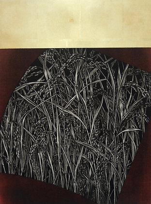 Division work79 by HAMANISHI KATSUNORI, Art Forum, Japanese print, Japanese abstract art, art for homes and offices