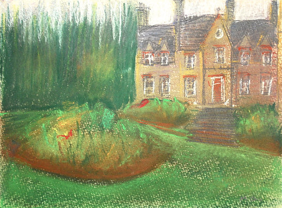 Glenlivet House, Scotland by MARJORIE CHU, Art Forum, Art for homes and offices, Singapore art