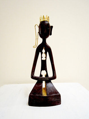 Ego by KAMIN LERTCHAIPRASERT, Art for homes and offices, Art Forum, Thai sculpture