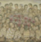 Dewa Putu Mokoh, Around a Warm Fire, 1994, acrylic on canvas, 80 x 120 cm.jpg