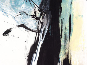 Yeo Shih Yun's Journey with ink, brush, pigments and silkscreen